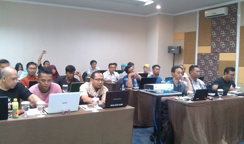 Kelas Sapu jagad Internet Marketing SB1M di Jogja
