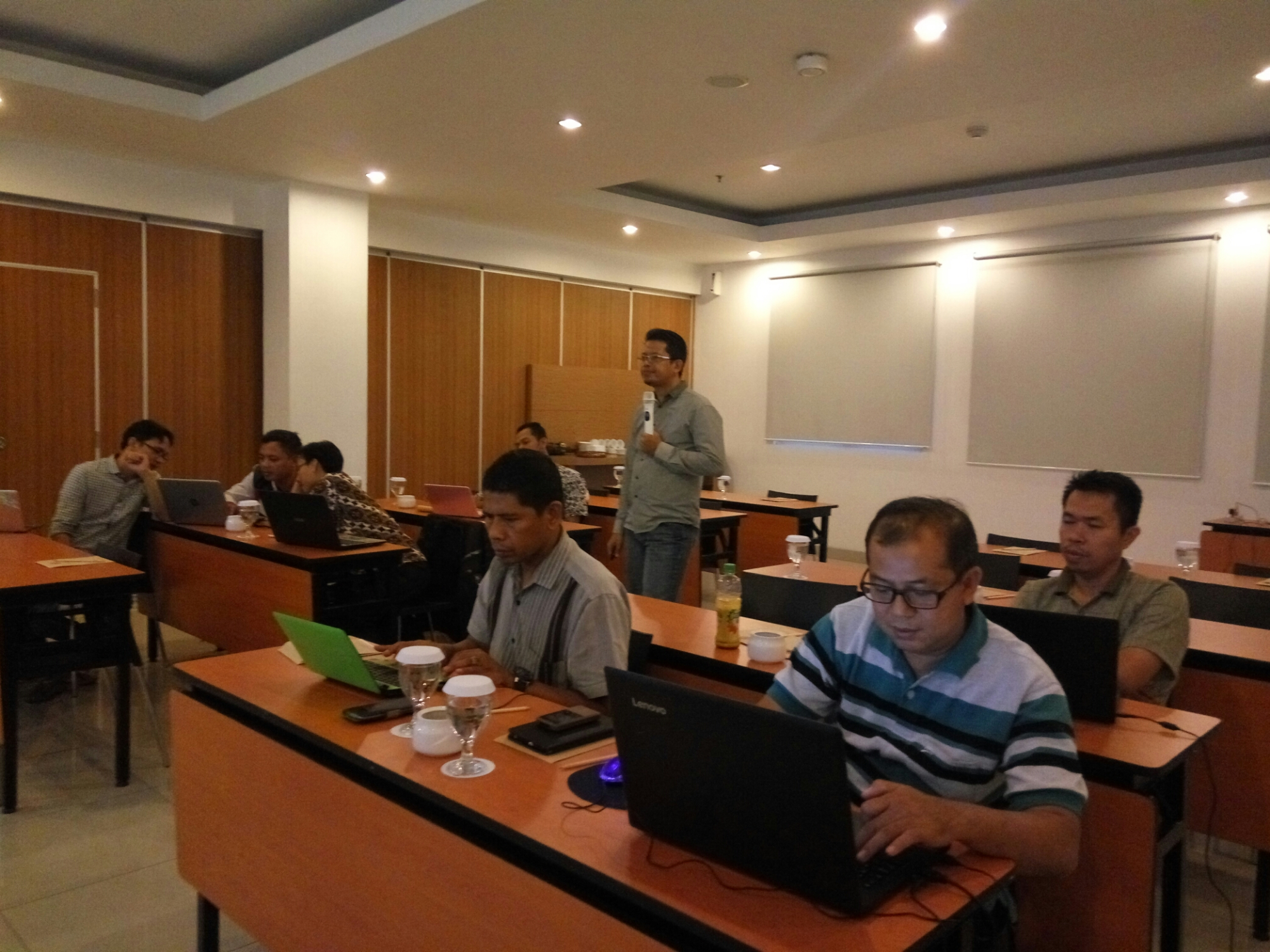 Kelas Offline Internet Marketing SB1M Cirebon