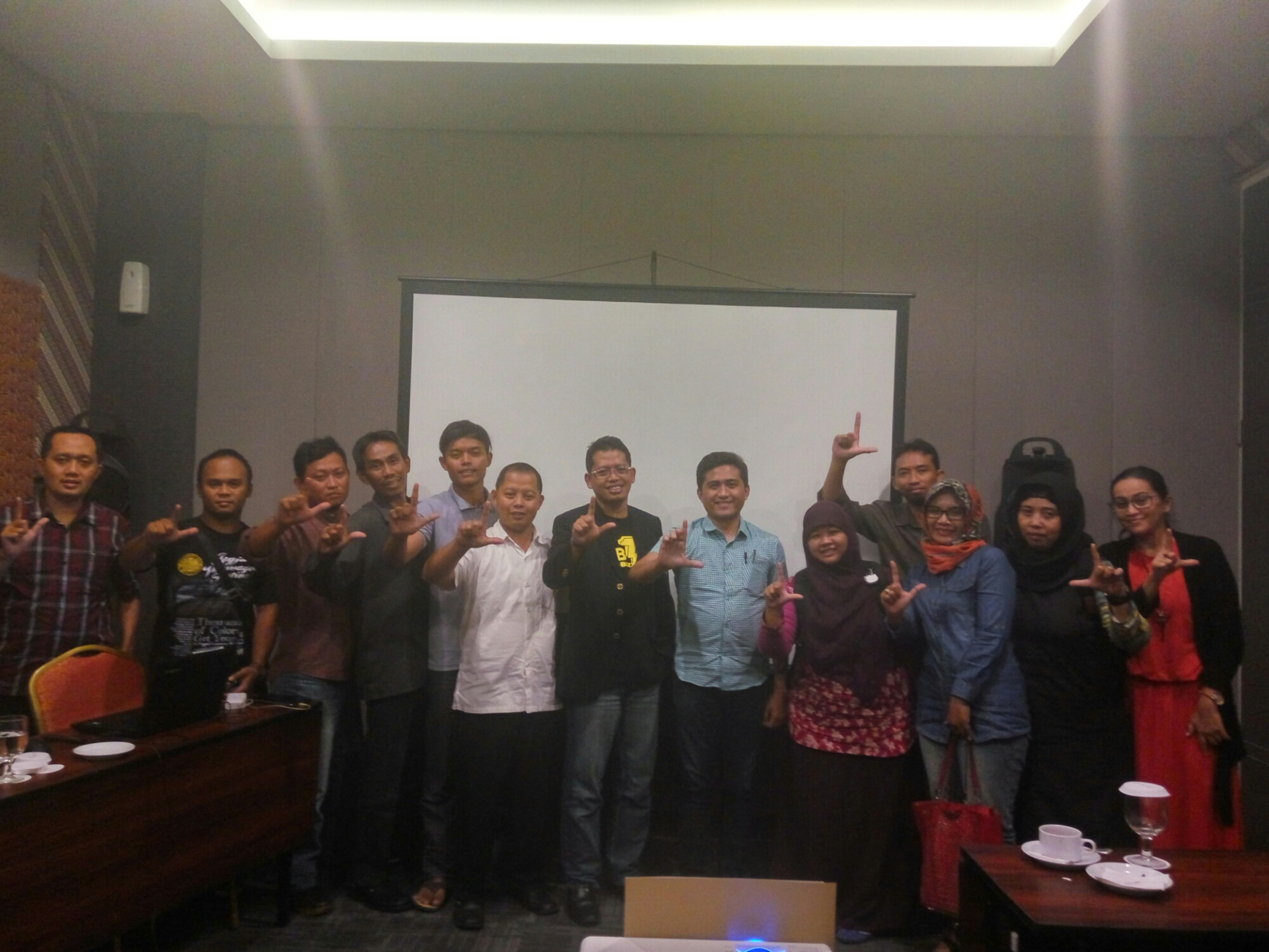 Seminar Internet Marketing SB1M di Jogja