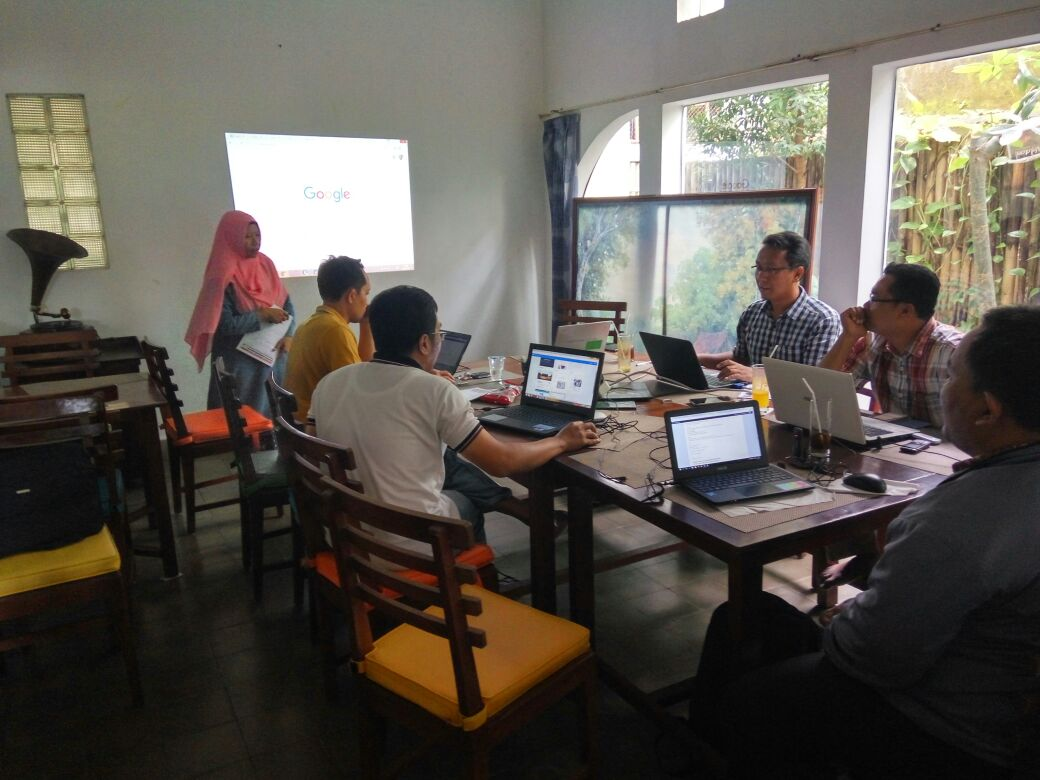 Kursus internet marketing di jogja