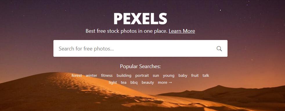 Website Penyedia Gambar dan Foto Gratis untuk bisnis kita